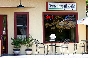 Pure Brazil Cafe & Restaurant