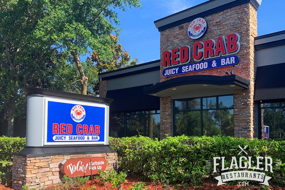Red Crab - Juicy Seafood, Palm Coast