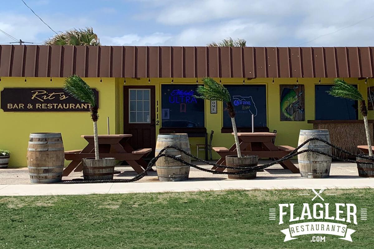 Rit's Bar & Restaurant, Flagler Beach