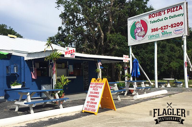 Rosie's Pizzeria & Ice Creamery