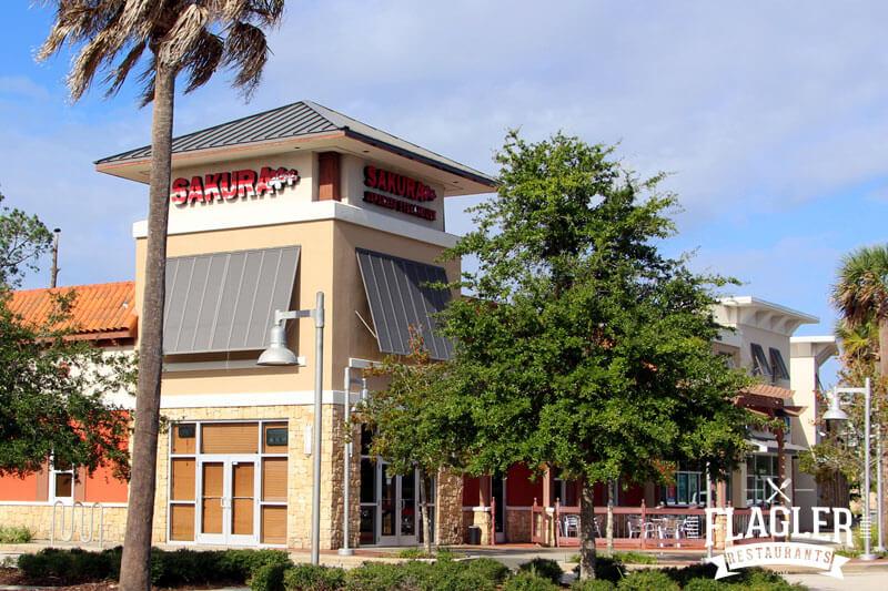 Sakura Japanese Steakhouse, Palm Coast