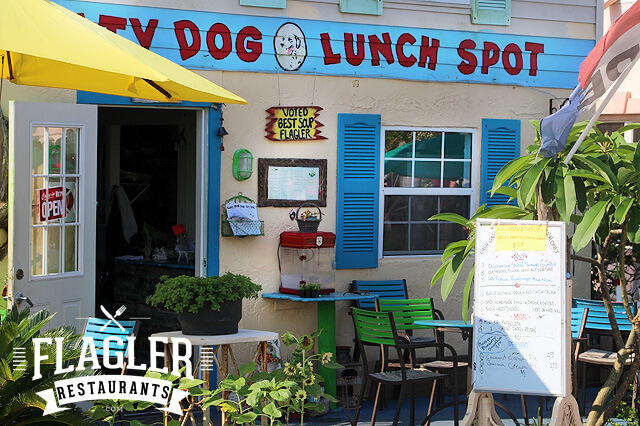 Salty Dog Lunch Spot