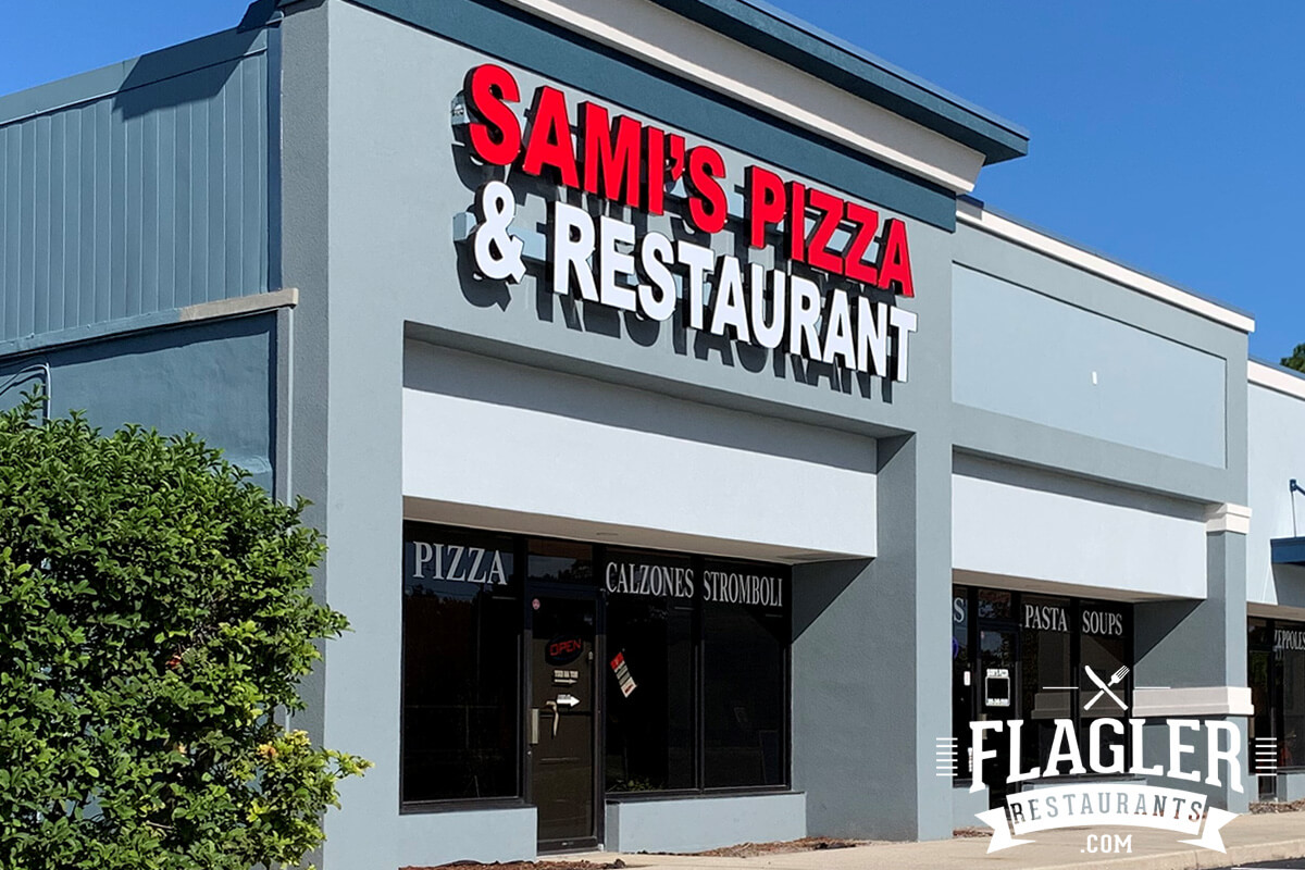 Sami's Pizza, Palm Coast