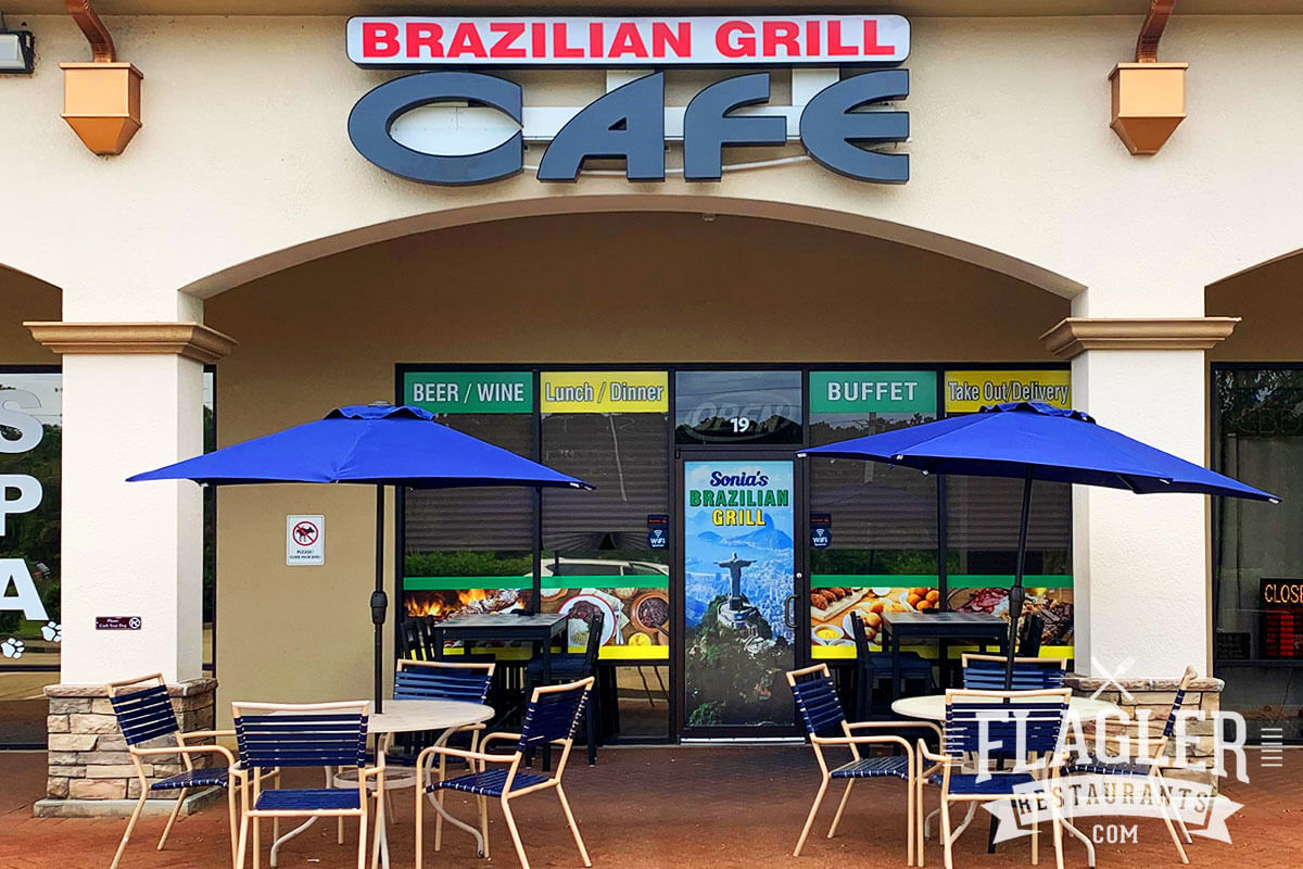 Sonia's Brazilian Grill, Palm Coast