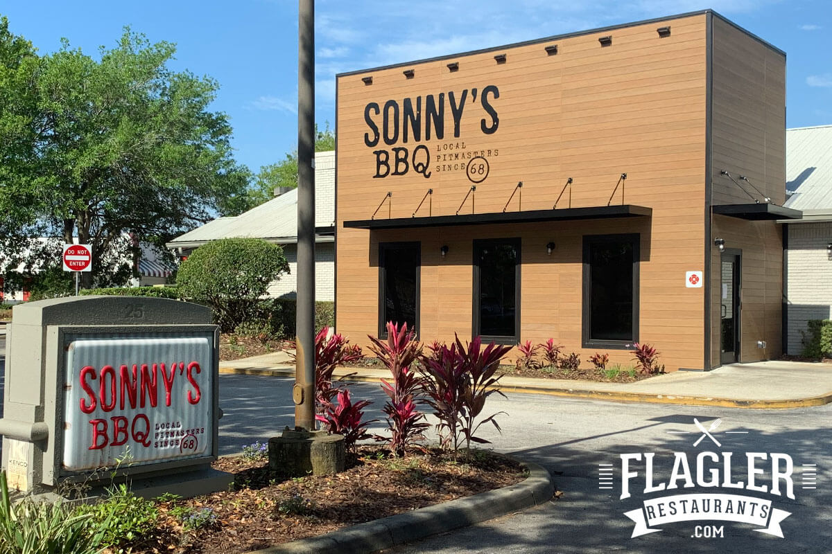 Sonny's Real Pit Bar-B-Q, Palm Coast