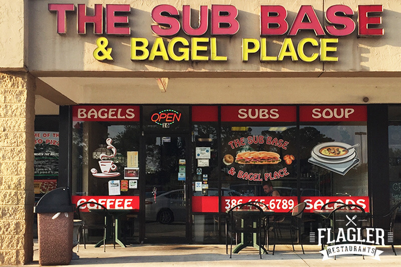 Sub Base and Bagel Place