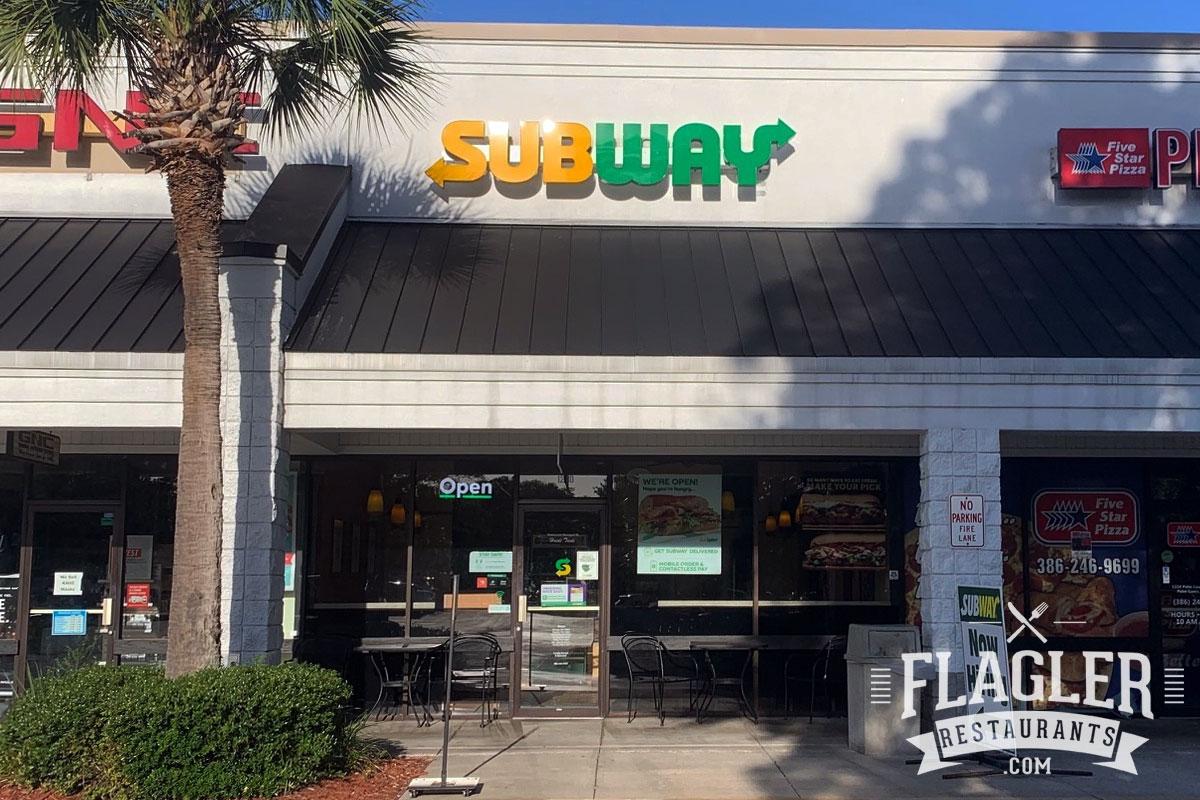 Subway at Palm Coast Corners