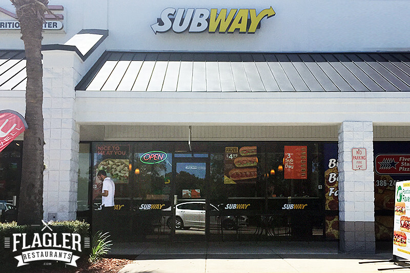 Subway at Cypress Pointe