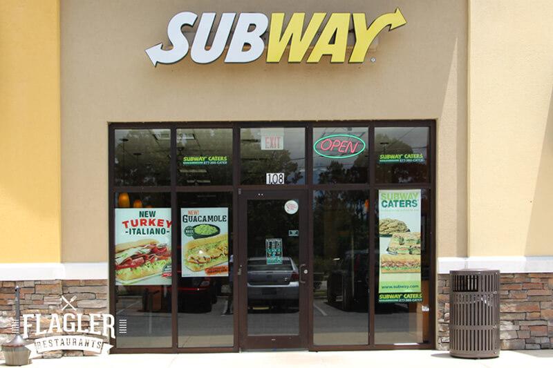 Subway at Town Center, Palm Coast