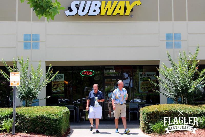 Subway at Flagler Plaza