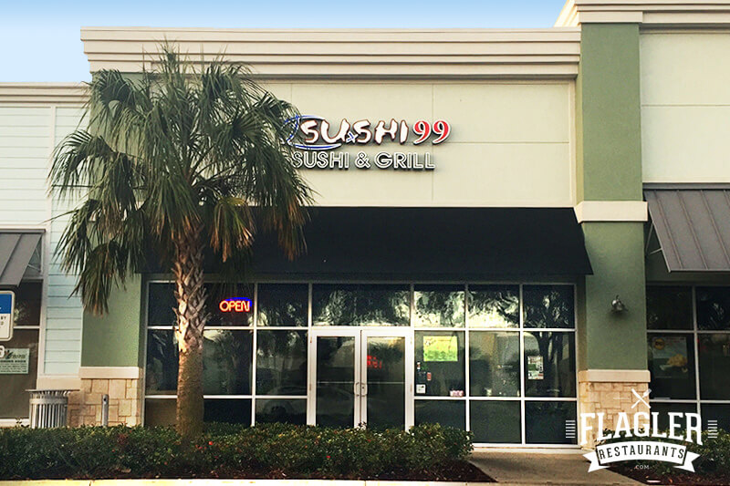 Review of Sushi 99 Sushi & Grill in Palm Coast
