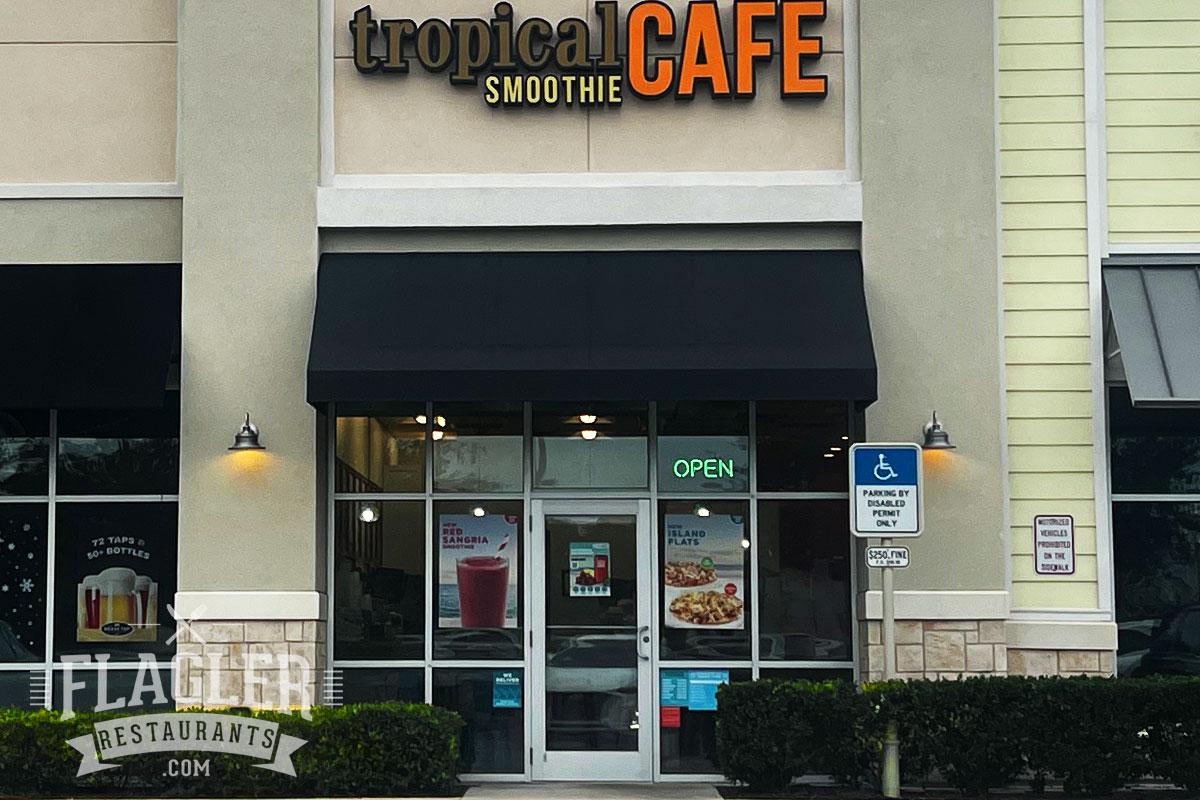 Tropical Smoothie Cafe, Palm Coast