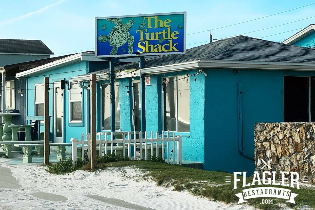 Turtle Shack Cafe, Flagler Beach