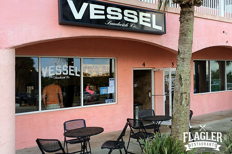 Vessel Sandwich Co.
