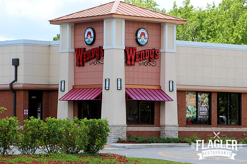 Wendy's Old Fashioned Hamburgers, Bunnell